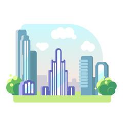 bright, city, big capital, good area, region,