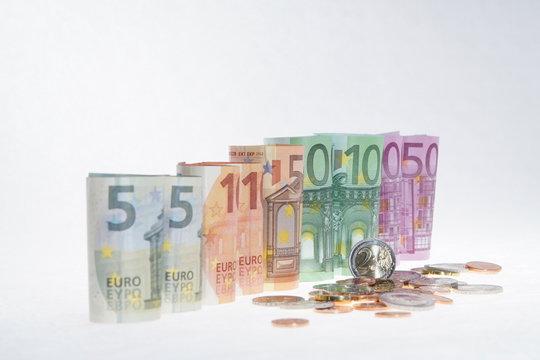 Euro Reichtum
