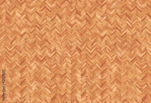 Seamless Texture Herringbone Pattern Parquet Stock Photo And