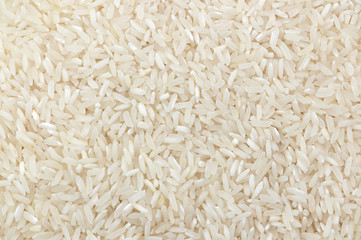 Polished long raw rice