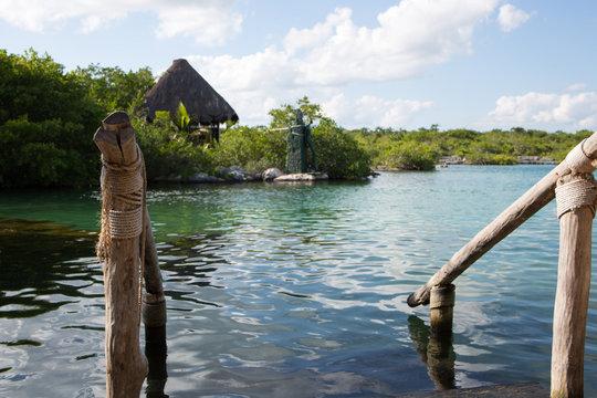 Yal-Ku Lagoon - Akumal Mexico