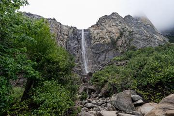 Wasserfall Yosemite Park USA