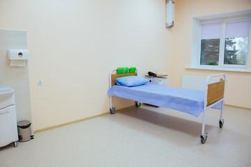 Single Bed Hospital Ward