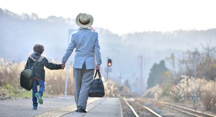 ローカル線・旅のファミリー
