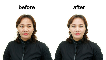 concept of makeup