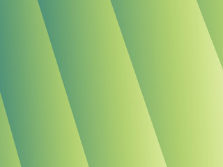Simple green fractal background with vertical slanted stripes with shading. For layouts, templates, web design, skins, leaflets, pamphlets, brochures, book covers, desktop or mobile phone background.