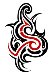 Tribal font S