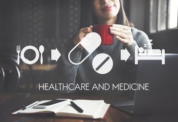 Healthcare Medicine Medication Medical Health Concept
