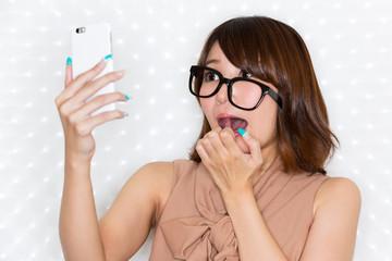 スマートフォン・驚き!!