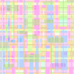 geometric abstract background in pastel colors
