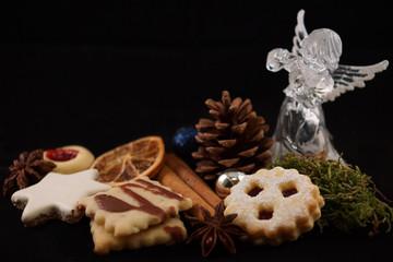 kekse mit engel