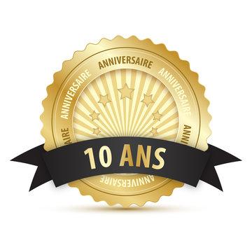 ICÔNE 10 ANS