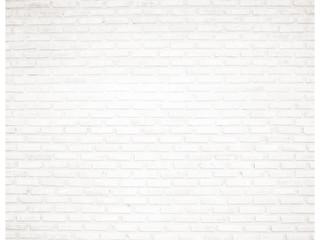 Spoed Foto op Canvas Baksteen muur High resolution white brick room
