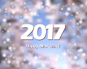Banner Happy New Year 2017