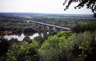 Brücke über Kljasma Wladimir ru_0018