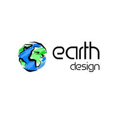 Earth design - fototapety na wymiar