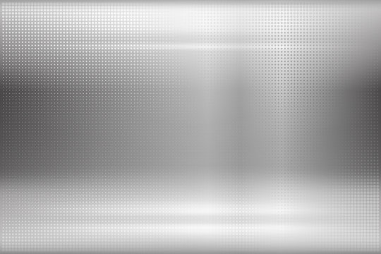 Dotted metal texture. abstract background