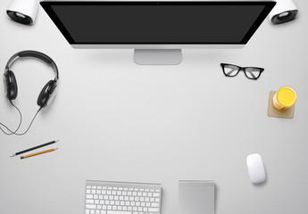 Designer-Schreibtisch-Modelle