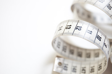 Measure tape to control diet