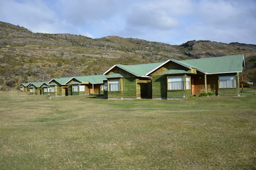 cabins and lodges in Patagonia Chile