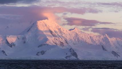 Mount Friesland, Livingstone Island, Antarctic Peninsula.