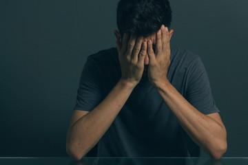 Image result for sad man