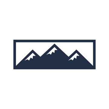 mount logo vector
