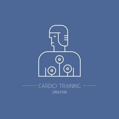 Cardio Test Machine Logo