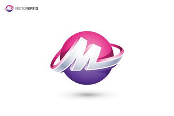 "M 3d Logo Search photos ""m ..."