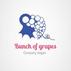 logo grapes