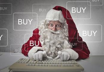 Addicted Santa Claus