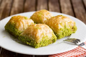 Türk Mutfağı; Baklava