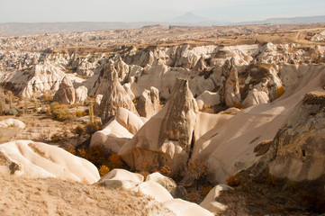 ancient city in Turkey Cappadocia
