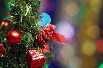 Елочные украшения. Рождественский декор