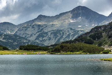 Banderishki Chukar Peak and The Fish Lake, Pirin Mountain, Bulgaria