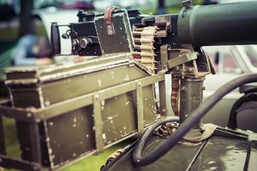 Ammunition & Weapon