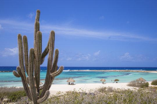 Caribbean, Netherland Antilles, Aruba, Baby beach
