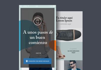 Kit de interfaz de usuario Coolbrand