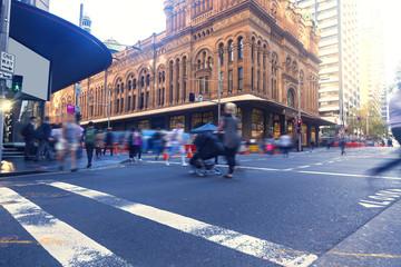 Australia Sydney City Street View