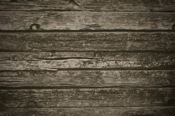 old grunge wood plank aged weathered forest oak wood for vintage art retro wooden board background.