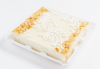 almond Christmas cake