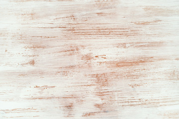 Shabby chic wooden texture. top view