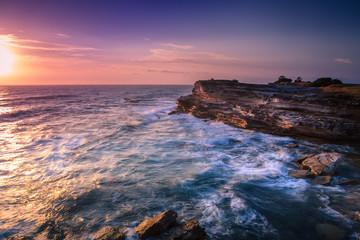 Sunrise on Little Bay