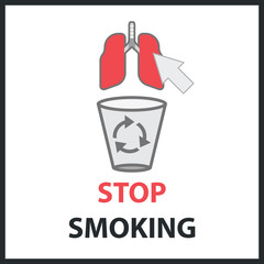 Stop smoking.Removal of lungs.