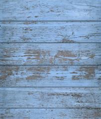 old blue vintage wooden background big size