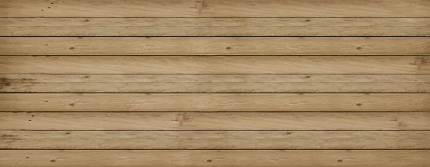 Obraz Wooden Vector Background Texture - fototapety do salonu