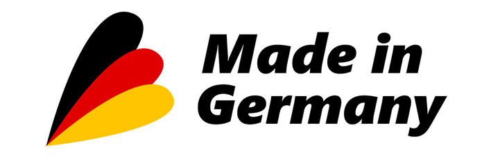 Made in Germany - Banner
