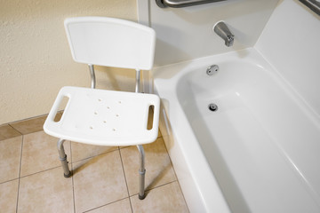 Disabled Access Bathroom Chair