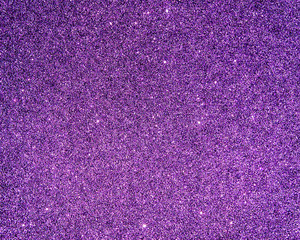Abstract Twinkle Glitter Background Violet