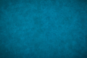 blue wall background with vignette, Cement wall background